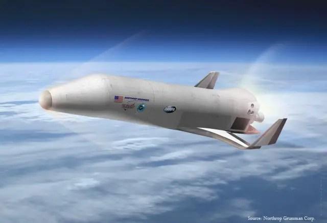 xs-1b-space-plane