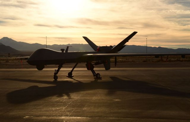 MQ-9 Reaper USAF
