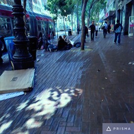 Market St homeless_380