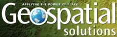 Geospatial Solutions Logo - image