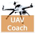 UAV Coach Logo - image