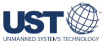 Unmanned Systems Technology Logo - image