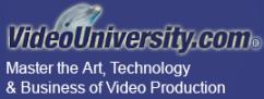 VideoUniversity Logo - Image