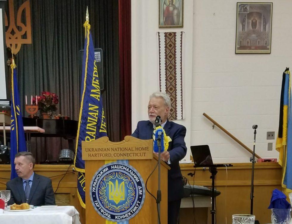 Dr. Phillip A. Karber is the keynote speaker for the 2019 UAV Convention