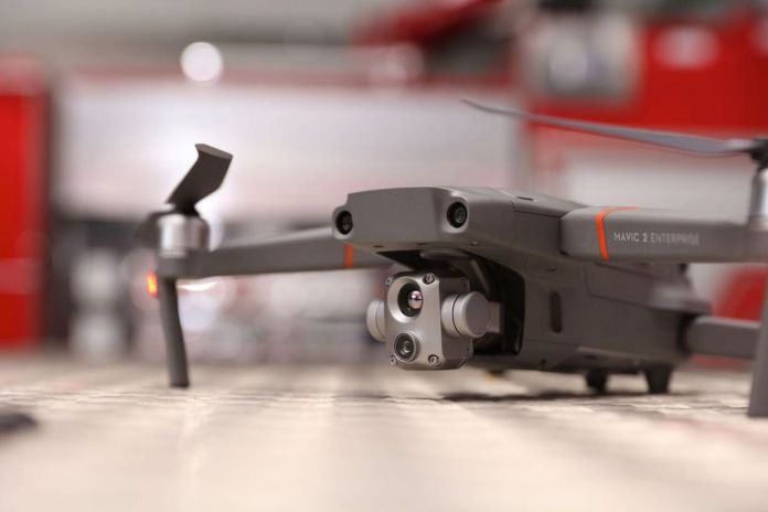 New DJI Mavic 2 Enterprise Advanced Offers Improved Thermal Vision And Accuracy For Critical Drone Operations