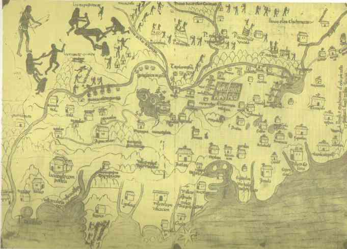 El lugar y la regin en la cartografa colonial El caso