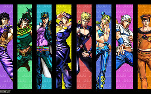 Best 3d Games Wallpapers Wallpaper Of Jotaro Kujo Anime Jojo S Bizarre Adventure