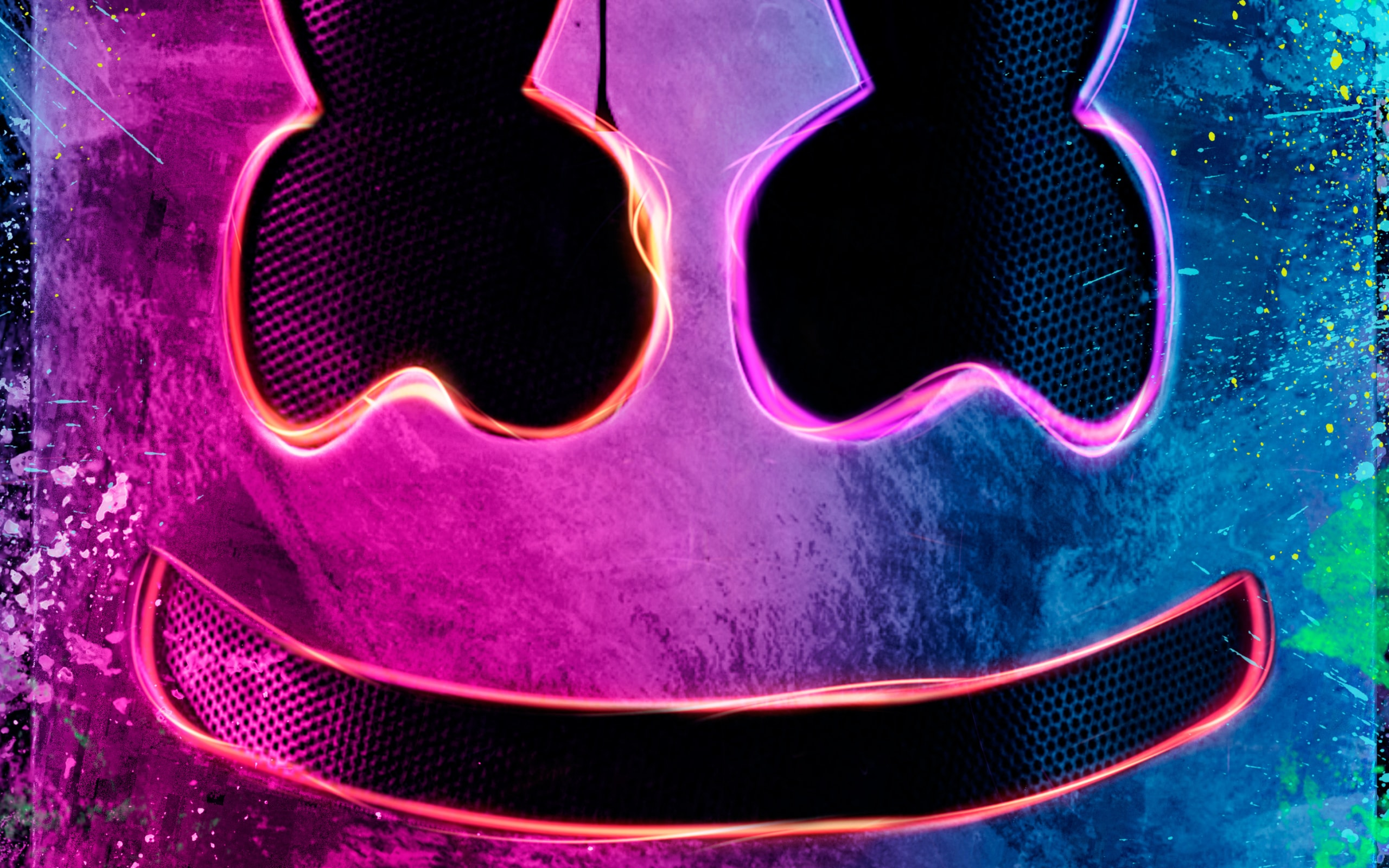Cool 3d Wallpapers Nature Wallpaper Of Dj Marshmello Music Background Amp Hd Image
