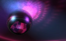 Wallpaper Of Music Disco Ball Background & Hd