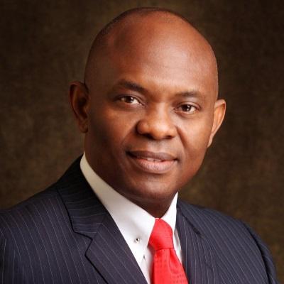 Tony O. Elumelu, C.O.N - UBA Group