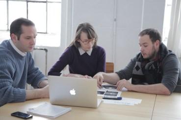 marketing, tecnología, team work