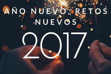 Año nuevo, retos nuevos 2017