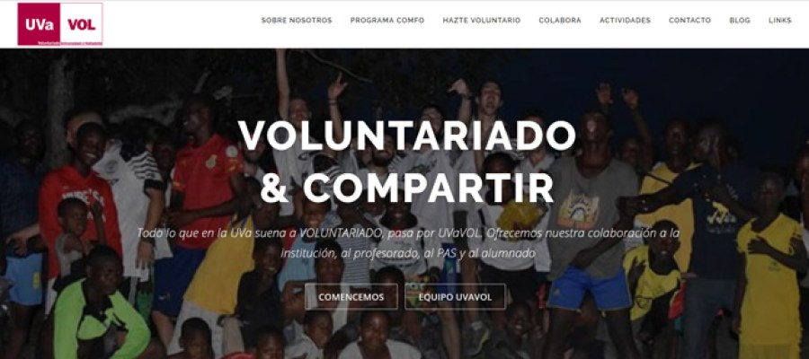 voluntariado UVa