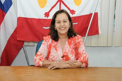 Vera será candidata à reeleição (Foto: Ubatã Notícias)