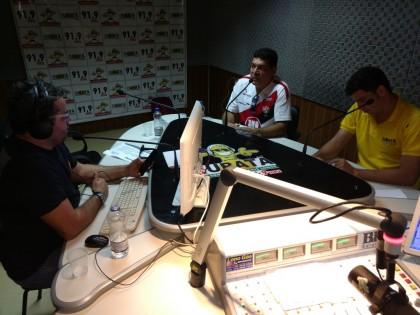 Expedito foi entrevistado pela Povo e Ubatã FM (Foto: Ubatã Notícias)