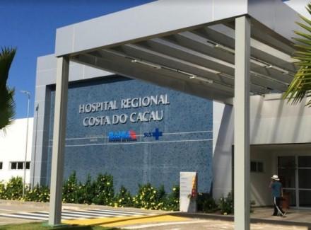 Hospital Costa do Cacau tem previsão de inauguração em setembro || Foto Daniel Thame