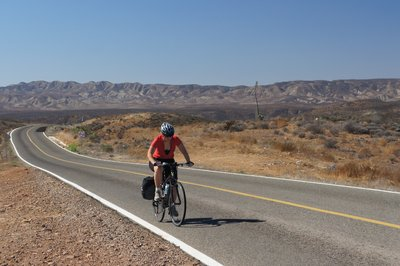 Mexico: November Sun - Cycling in Baja California