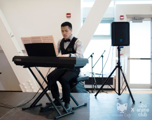 There were many great performances, including some piano music from our DoC, Phillip!