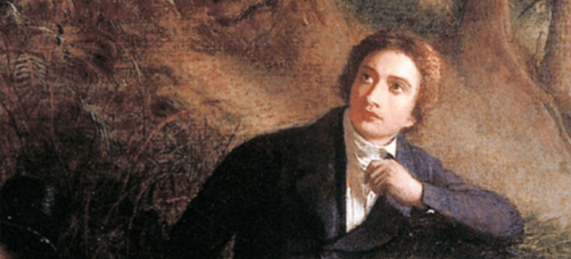 Oh, for the Love of Keats!