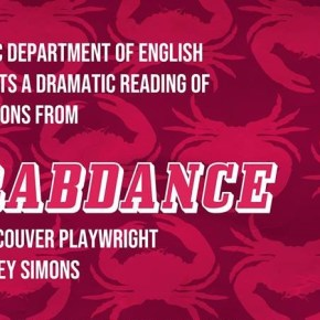 Crabdance: An Afternoon of Dramatic Readings