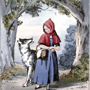 "Transgressive social mobility in Charles Perrault's ""Little Red Riding Hood"""