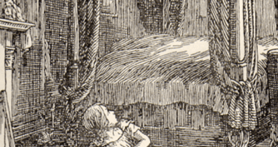 """Such dread as only children can feel"": Childhood trauma in Charlotte Brontë's Jane Eyre"