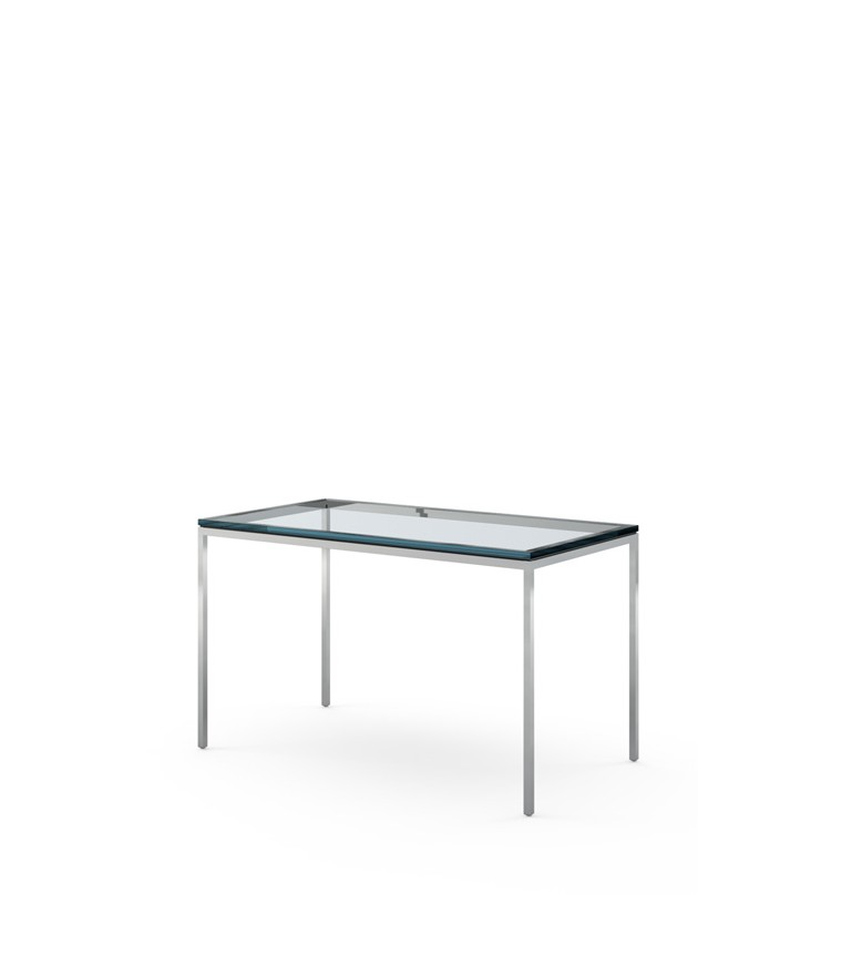 knoll florence knoll petite table rectangulaire 122