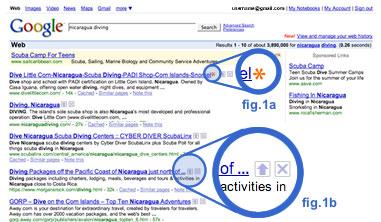 resultados personalizados con votos en google
