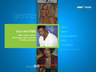 tienda de musica MSN
