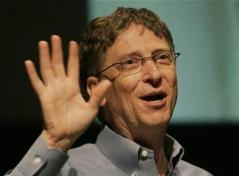 Bill Gates Adios a todos!
