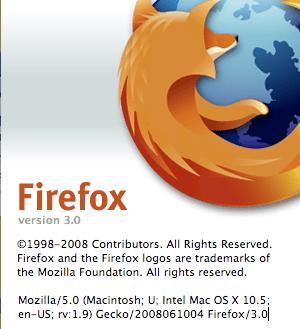 Descargate Firefox 3