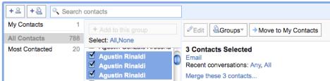 gmail-contactos