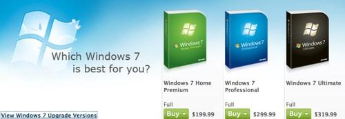 windows 7 venta y descarga