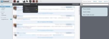 Captura de como se ve la interfaz del programa.