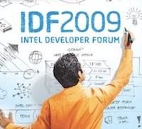 idf San Francisco 2009