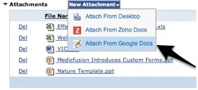 zoho-googleapps
