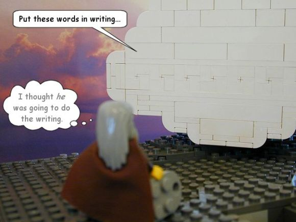 10 mandamientos del blogger