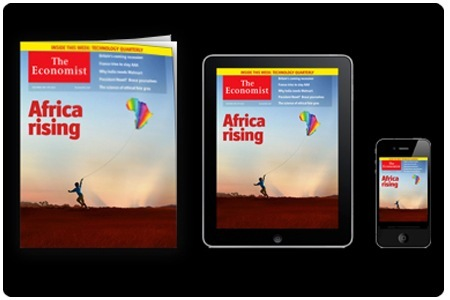 the economist en varios formatos