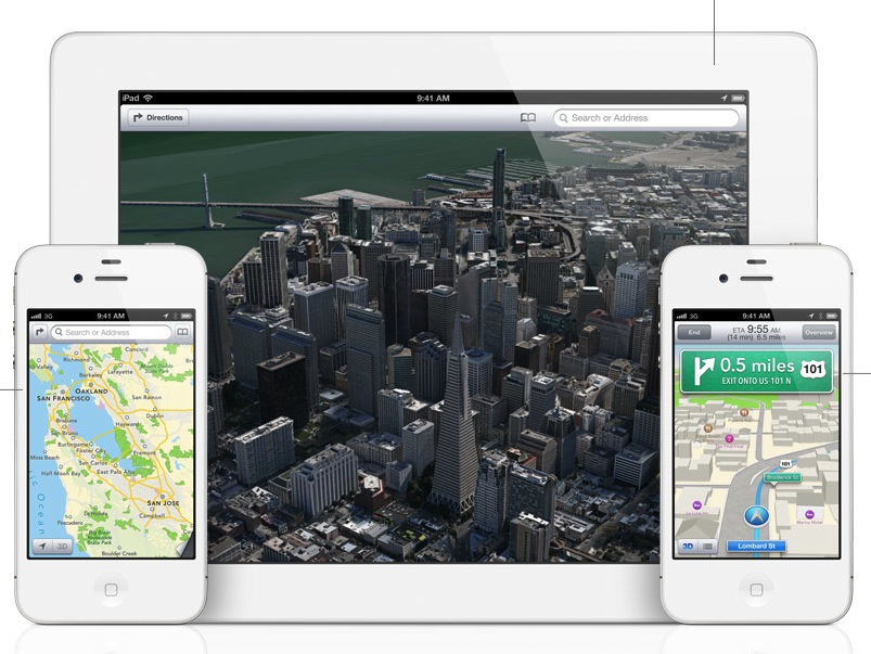 Apple Maps, el valor de la paciencia