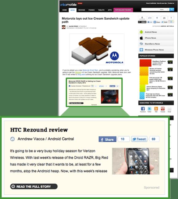inPowered influenciadores HTC