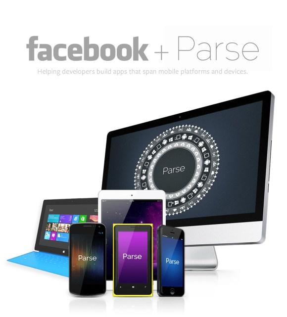 facebook parse