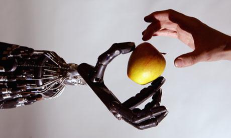 robots para alimentarnos :P