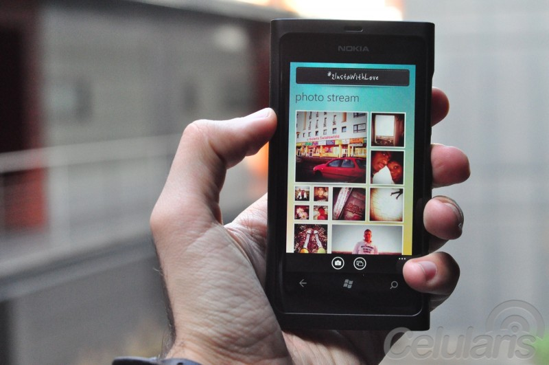 Instagram en Windows Phone