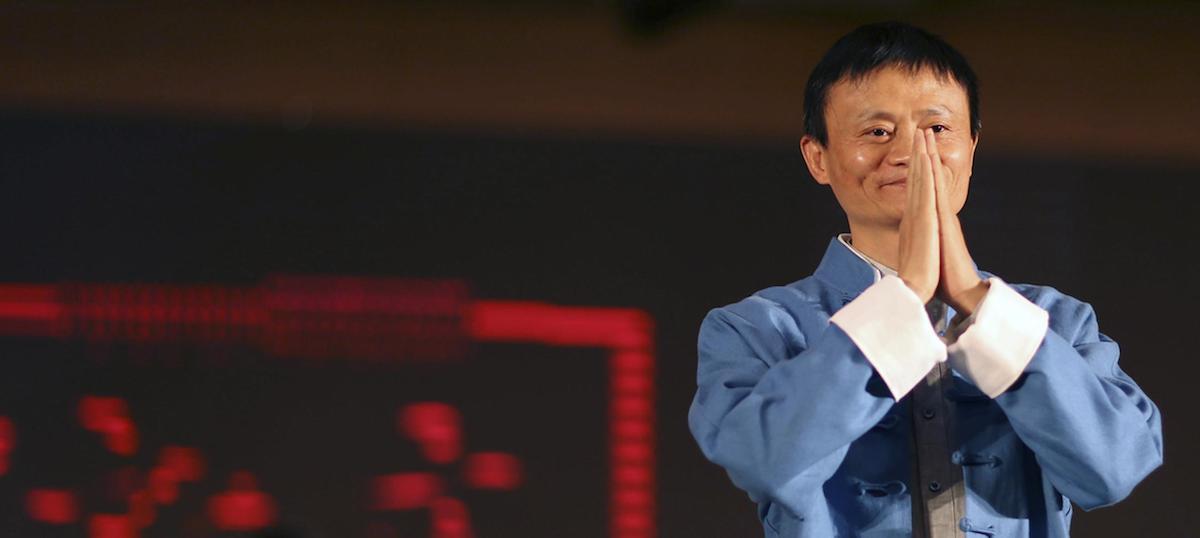 Jack Ma se retira de Alibaba