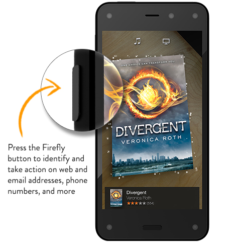amazon firefly phone
