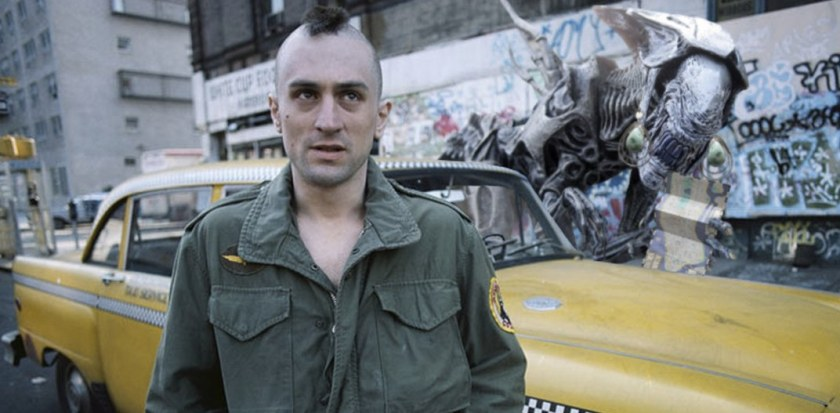 taxi driver vos alien sos uber