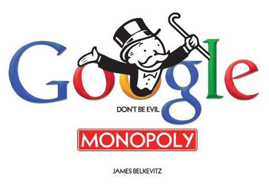 google monopolio anticompetitivo