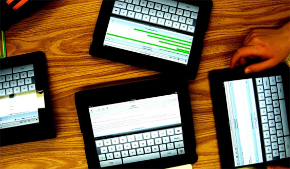 Ipad Pearson Los Angeles Blended Learning