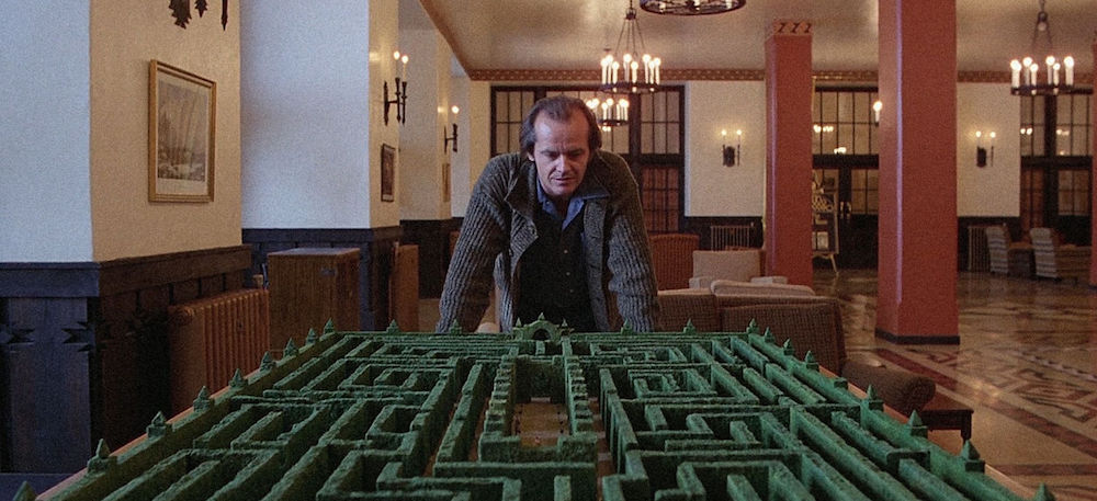hoteles airbnb the shining