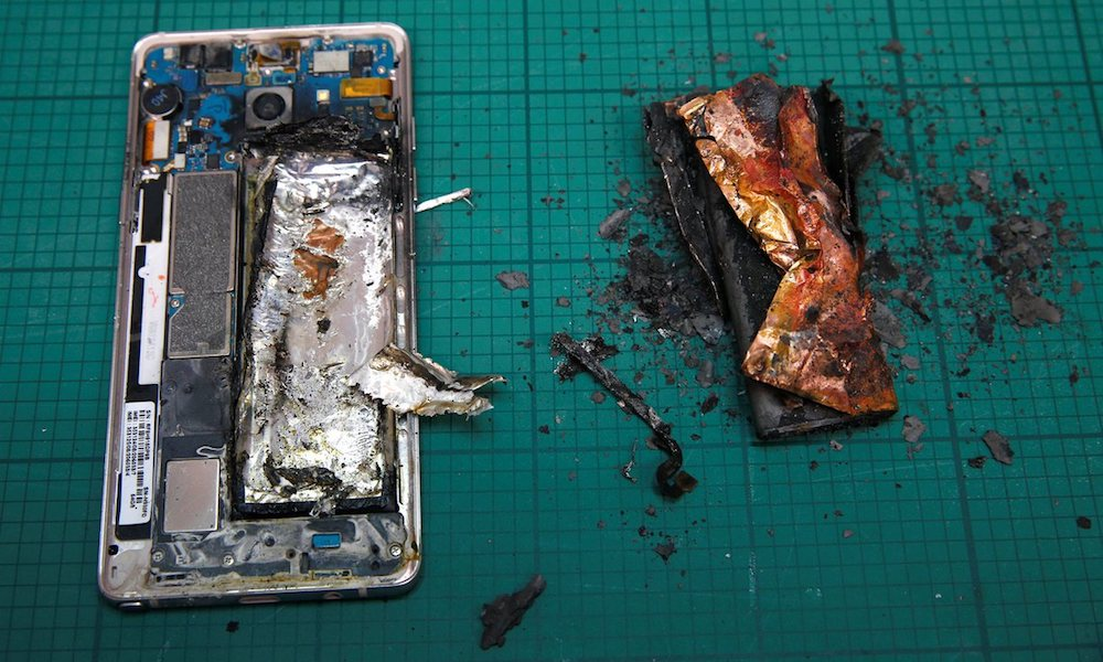 Samsung Galaxy Note 7 una oportunidad